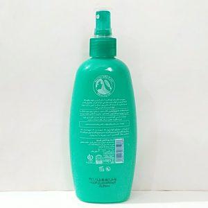 اسپری نرم کننده مو فیروز (سبز) حجم۳۰۰میلی لیتر کدف۹۷