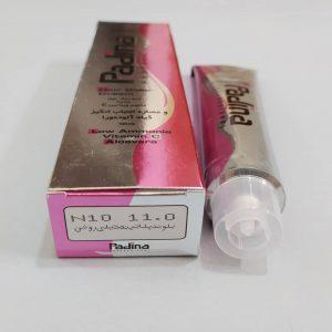 رنگ مو پادینا (بلوند پلاتینه خیلی روشن) N10  11-0