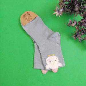 جوراب زنانه ساده کد۱۲۱۸