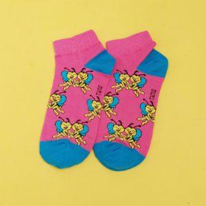 جوراب نیم ساق زنبوری کد۲۳۴۰