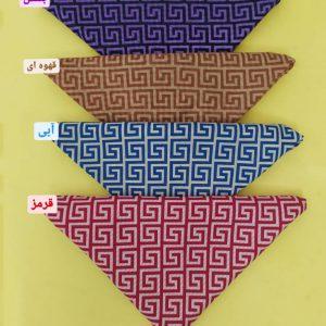 روسری نخی دور دوز کد8407