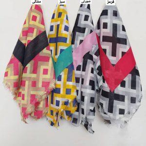 روسری نخ ابریشم کد8431