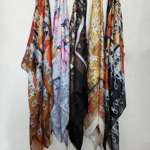 روسری گلبرگ کد8543